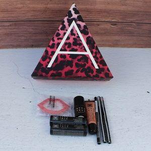 Avon Eyeliner Lipstick Lipliner 8 PCS Set in Box